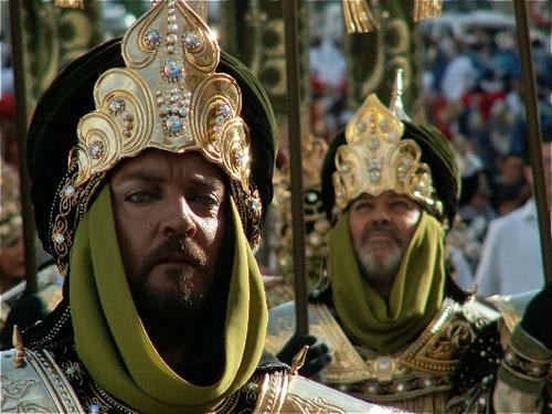 Alicante Moors and Christians - CarAlicante.com