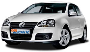 car rental alicante